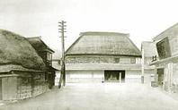 Taisho Era - around 1920 (The left side Sagamiya)