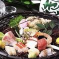 【厳選素材・魚】旬の味覚を全国の漁港から厳選して仕入れております。