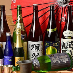 お魚ときどきお肉 梅田店の特集写真