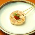 料理メニュー写真京赤地鶏もも肉