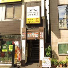 ミライザカ 久喜駅前店の外観1