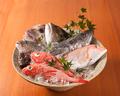 料理メニュー写真魚料理