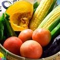 野菜本来の旨み・甘みをお楽しみ下さい!