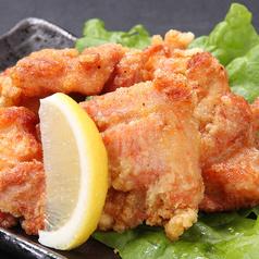 料理メニュー写真北海道名物鶏ザンギ