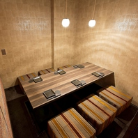 【中野駅北口2分☆】雰囲気自慢の個室完備しております