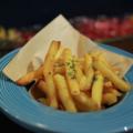 料理メニュー写真自家製フレンチフライドポテト