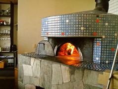 ピザは1枚1枚注文されてから焼き上げます!