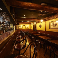 ドイツ風居酒屋 クライネヒュッテの雰囲気1