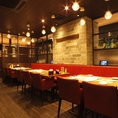 全140席の開放的な店内!【北千住で居酒屋・蟹・海鮮・和食のお店をお探しなら北海道へ】