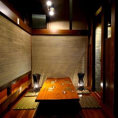 仙台駅から徒歩1分の全席個室居酒屋!創作和食×仙台名物料理が集結!