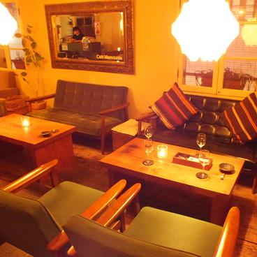 カフェ マムーニア Cafe Mamouniaの雰囲気1