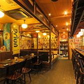 泡盛 焼酎と沖縄料理 ニライカナイの雰囲気2