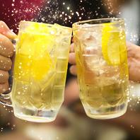 チョイ飲み、サク飲み歓迎♪立ち飲み席もございます!