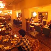 カフェ マムーニア Cafe Mamouniaの雰囲気3