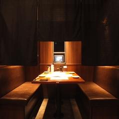 気軽なお食事にも最適な店内です。【北千住でお食事処、飲み会を実施するお店をお探しなら北海道へ】