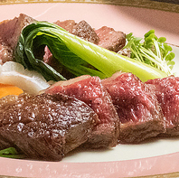 ロケット自慢の肉料理!!こだわりの絶品肉を食べ比べ♪