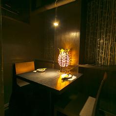 ◆2~4名様向け♪◆完全個室 ご宴会向け♪掘りごたつ個室♪くつろぎを念頭においてインテリアにもこだわった癒し和風ダイニング居酒屋「旬香」♪新宿駅から徒歩 4分。鳥料理、個室モダン居酒屋を楽しみたいなら「旬香 新宿」をご利用くださいませ♪