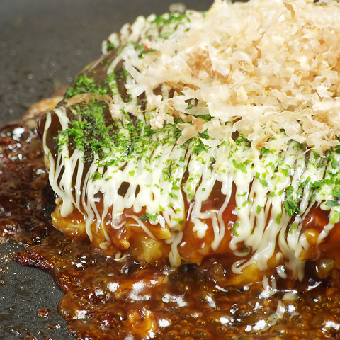 本場大阪の味を「食堂酒場ハル★チカ」で