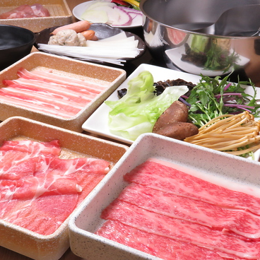 しゃぶしゃぶ 蔵 七尾店のおすすめ料理1