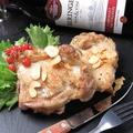 料理メニュー写真チキンのマスタード焼き