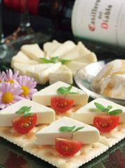 料理メニュー写真チーズ盛り
