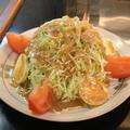 料理メニュー写真中華サラダ
