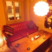 カフェ マムーニア Cafe Mamouniaの雰囲気2
