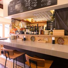多国籍バル SANKAKUYA 関屋店の写真