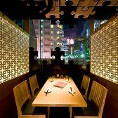 【2F】4名様用のテーブル個室