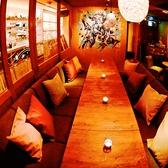 瓦 ダイニング プラス kawara CAFE&DINING + 横浜西口鶴屋町店の雰囲気3