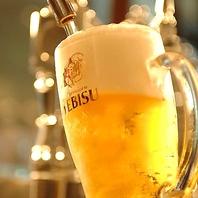 全7種類の樽生ビールが集合!!