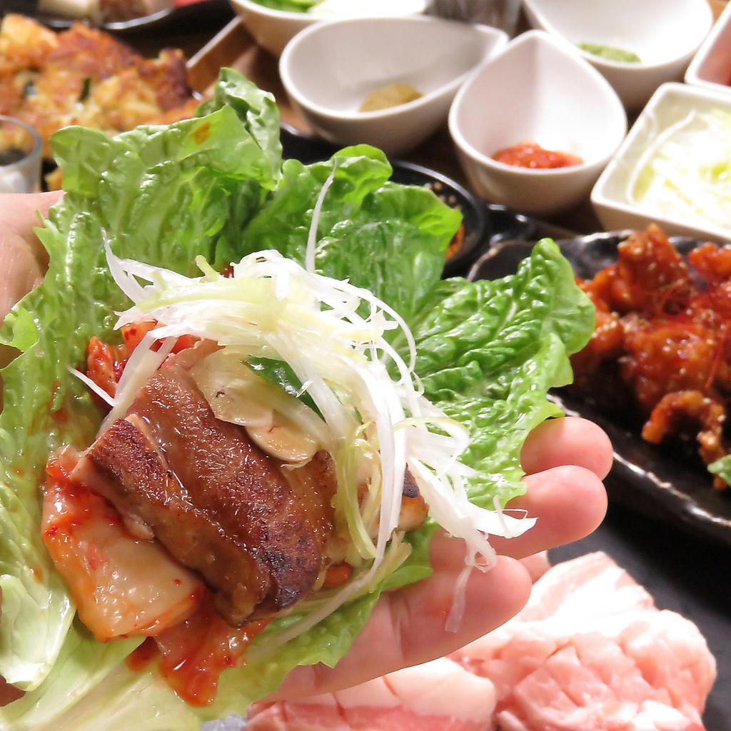 サムギョプサル×鍋×韓国料理  OKOGE梅田東通り店|店舗イメージ5