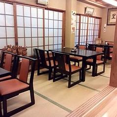 鰻 お賀川 本店の雰囲気1