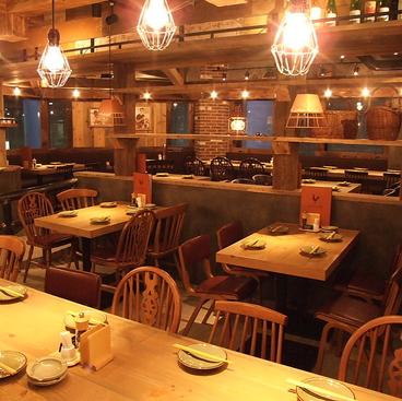 農家ごはん つかだ食堂 武蔵小杉南口店の雰囲気1