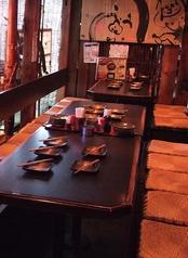 テーブル席【49席】