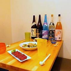 4名様テーブル×2卓ございます!