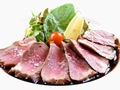 料理メニュー写真牛ヒレステーキ バルサミコソース