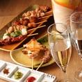 【酒】こだわりの地酒常時10種・厳選焼酎13種
