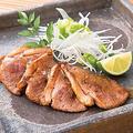 料理メニュー写真京鴨山椒焼き