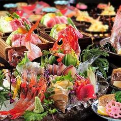 産地直送 海鮮と浜焼きと個室 魚壱 江坂店の写真