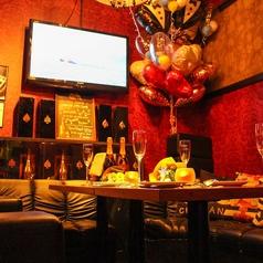 宴会個室まわりを気にせずPARTY★ VIP席もございます。