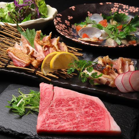 The Premium 創作 Dining 花鳥風月 騎射場店