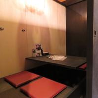 【少人数向け個室】大通駅付近でゆったり個室宴会