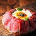 料理メニュー写真肉料理も豊富!肉シカゴピザやにく寿司など肉の素材を活かした逸品♪