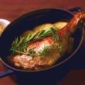 料理メニュー写真フランス鴨とジャガイモオーブン焼き