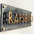 ラプソディア RAPSODIAのロゴ