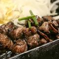 料理メニュー写真地頭鶏 炙り炭火焼