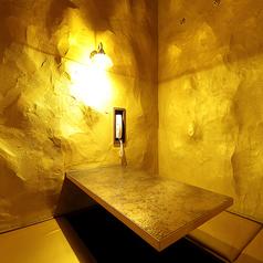 落ち着いた雰囲気の個室もあります♪