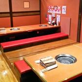 焼肉のだいこく家 飯田店の雰囲気2