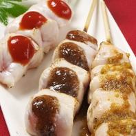 新鮮な鶏料理